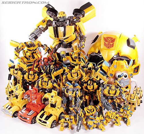 Transformers Revenge of the Fallen Bumblebee (Image #131 of 133)