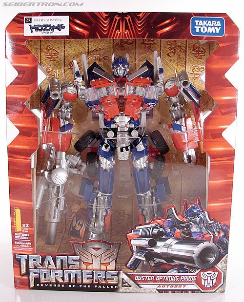 Transformers Revenge of the Fallen Buster Optimus Prime (Image #1 of 218)