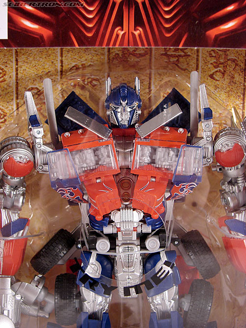 Transformers Revenge of the Fallen Buster Optimus Prime (Image #2 of 218)