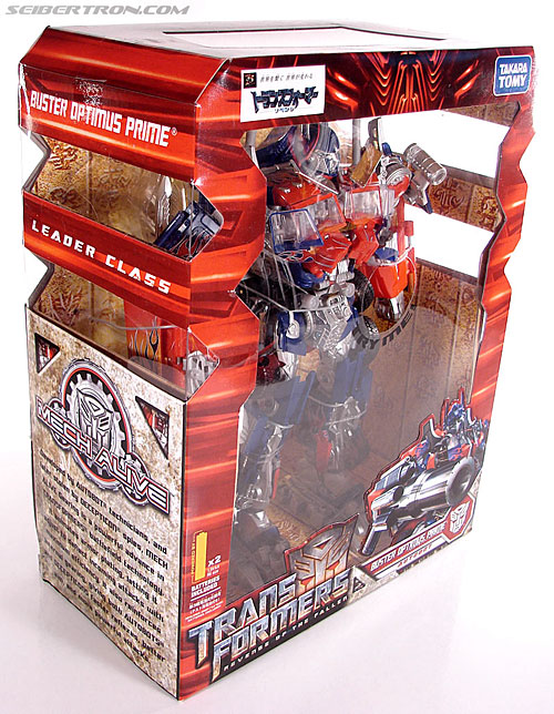 Transformers Revenge of the Fallen Buster Optimus Prime (Image #5 of 218)