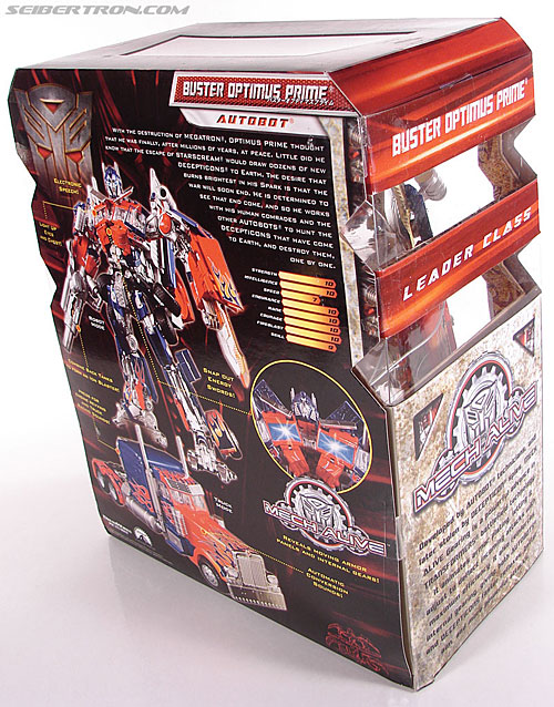 Transformers Revenge of the Fallen Buster Optimus Prime (Image #7 of 218)