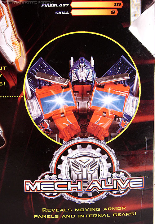 Transformers Revenge of the Fallen Buster Optimus Prime (Image #13 of 218)