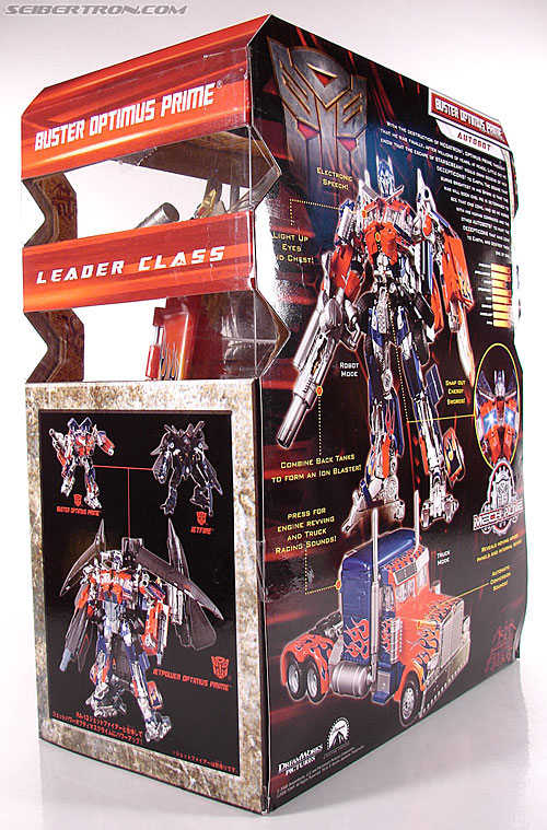 Transformers Revenge of the Fallen Buster Optimus Prime (Image #15 of 218)