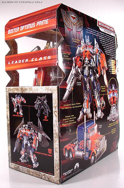 Transformers Revenge of the Fallen Buster Optimus Prime (Image #15 of 218)