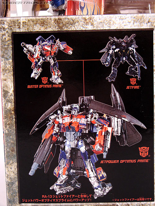 Transformers Revenge of the Fallen Buster Optimus Prime (Image #17 of 218)