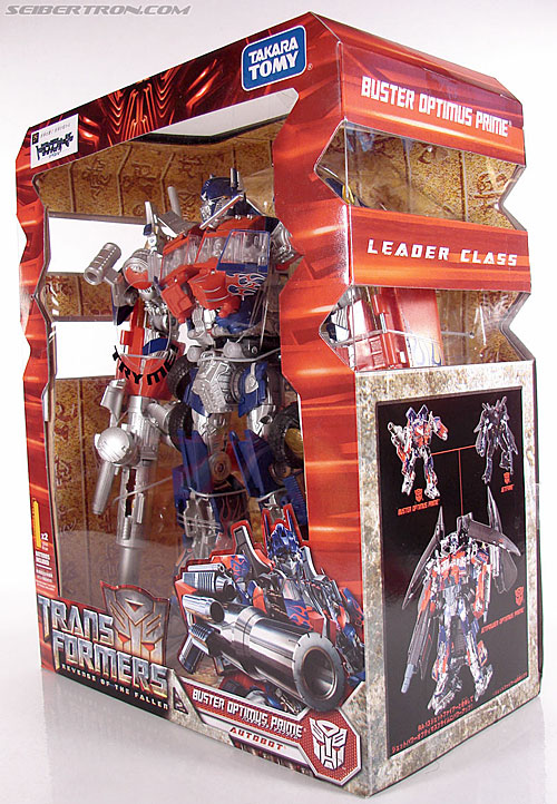 Transformers Revenge of the Fallen Buster Optimus Prime (Image #18 of 218)
