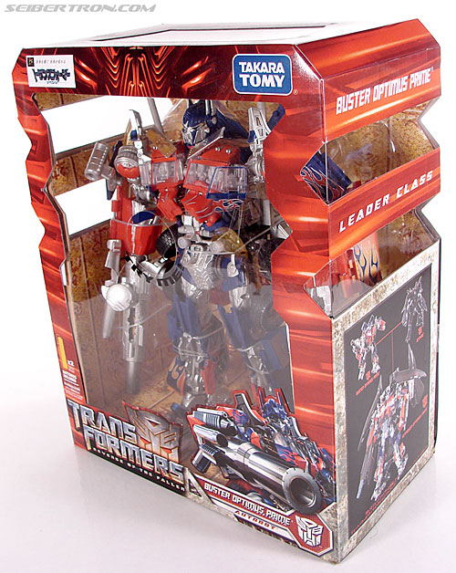 Transformers Revenge of the Fallen Buster Optimus Prime (Image #19 of 218)