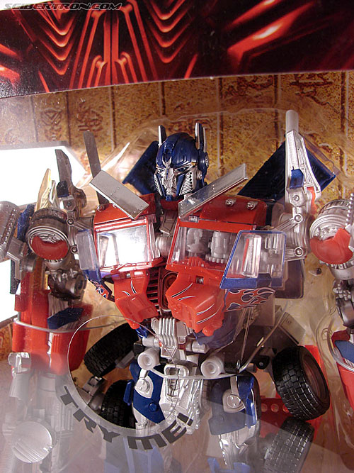 Transformers Revenge of the Fallen Buster Optimus Prime (Image #22 of 218)