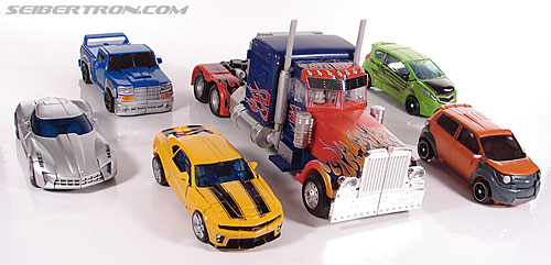 Transformers Revenge of the Fallen Buster Optimus Prime (Image #75 of 218)