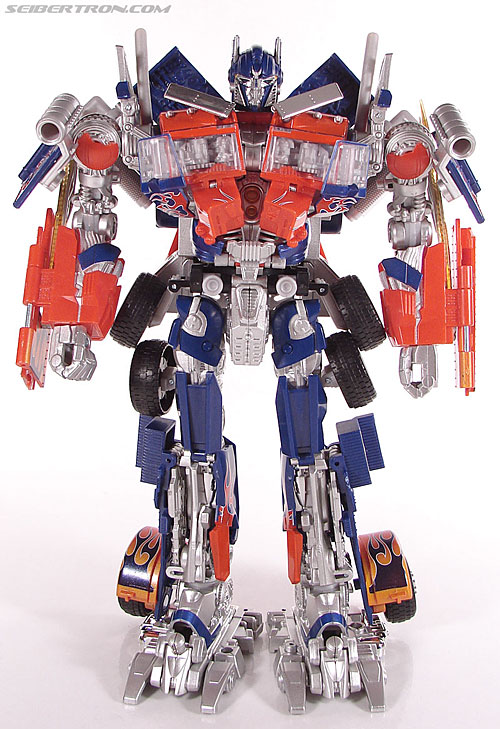 Transformers News: Official Images and Product Description for MPM-4 Movie Masterpiece Optimus Prime