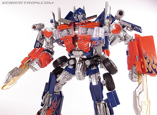 Transformers Revenge of the Fallen Buster Optimus Prime (Image #105 of 218)