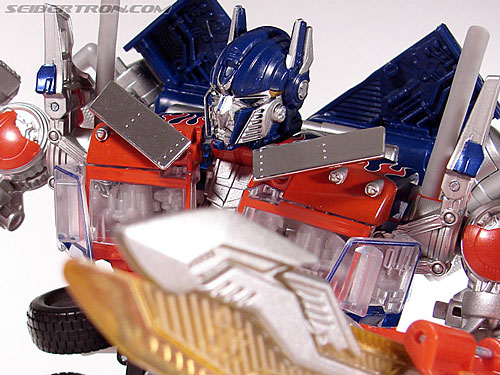 Transformers Revenge of the Fallen Buster Optimus Prime (Image #115 of 218)
