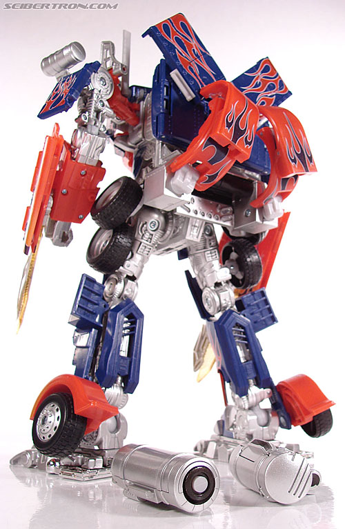 Transformers Revenge of the Fallen Buster Optimus Prime (Image #124 of 218)