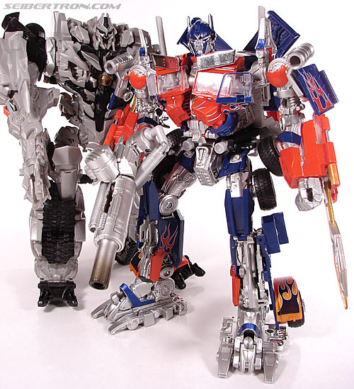 Transformers Revenge of the Fallen Buster Optimus Prime (Image #168 of 218)