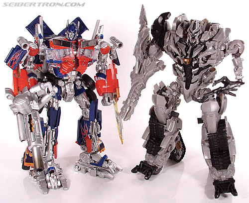 Transformers Revenge of the Fallen Buster Optimus Prime (Image #169 of 218)