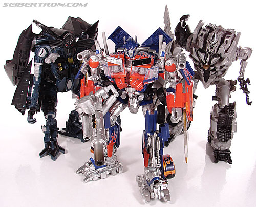 Transformers Revenge of the Fallen Buster Optimus Prime (Image #170 of 218)
