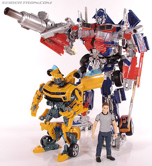 Transformers Revenge of the Fallen Buster Optimus Prime (Image #174 of 218)