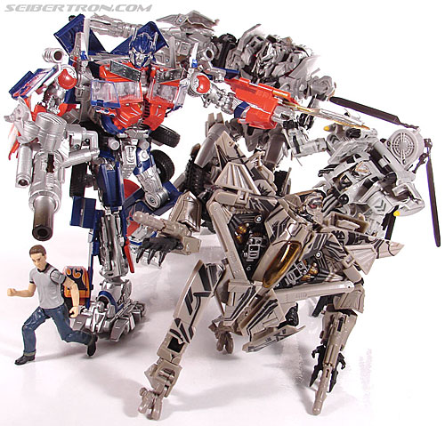 Transformers Revenge of the Fallen Buster Optimus Prime (Image #180 of 218)