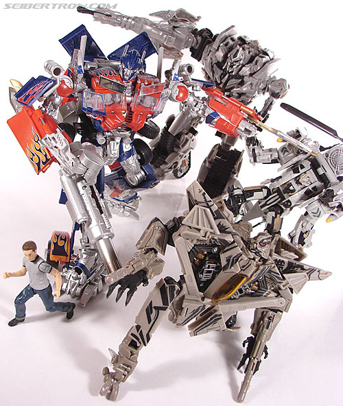 Transformers Revenge of the Fallen Buster Optimus Prime (Image #181 of 218)