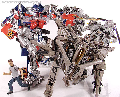 Transformers Revenge of the Fallen Buster Optimus Prime (Image #182 of 218)