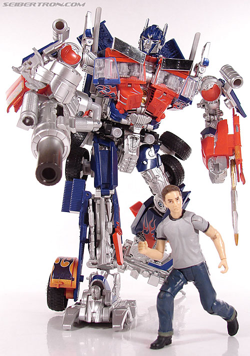 Transformers Revenge of the Fallen Buster Optimus Prime (Image #184 of 218)