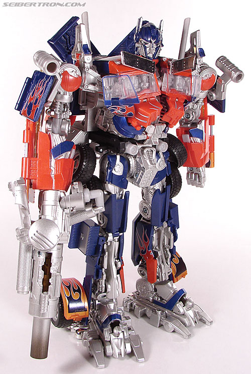 Transformers Revenge of the Fallen Buster Optimus Prime (Image #185 of 218)