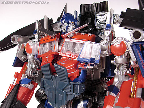 Transformers Revenge of the Fallen Buster Optimus Prime (Image #205 of 218)
