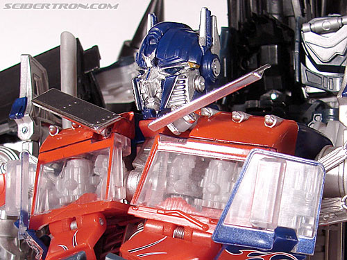 Transformers Revenge of the Fallen Buster Optimus Prime (Image #206 of 218)