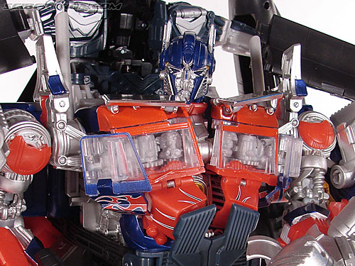 Transformers Revenge of the Fallen Buster Optimus Prime (Image #212 of 218)