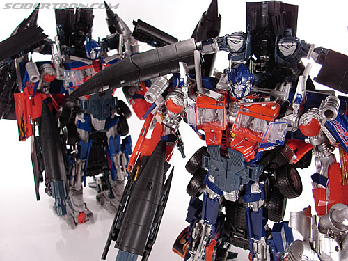 Transformers Revenge of the Fallen Buster Optimus Prime (Image #215 of 218)