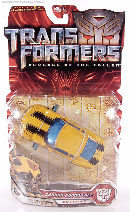 Transformers Revenge of the Fallen Cannon Bumblebee (Image #1 of 145)
