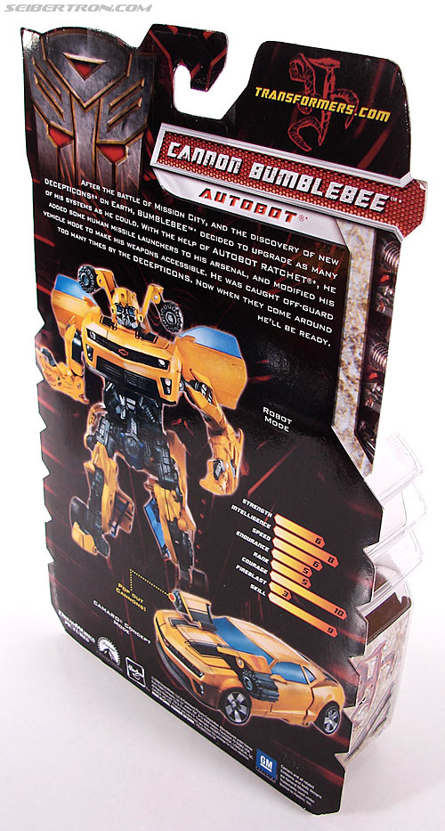 Transformers Revenge of the Fallen Cannon Bumblebee (Image #5 of 145)