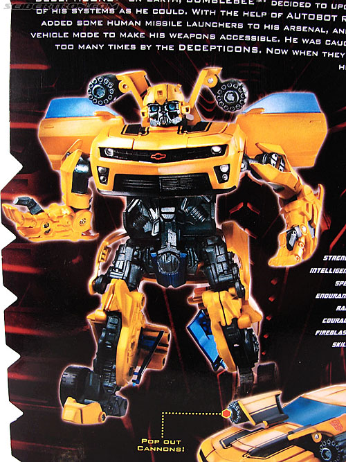 Transformers Revenge of the Fallen Cannon Bumblebee (Image #8 of 145)