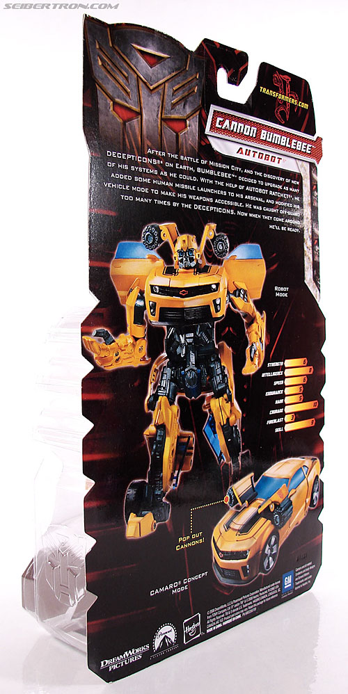 Transformers Revenge of the Fallen Cannon Bumblebee (Image #11 of 145)