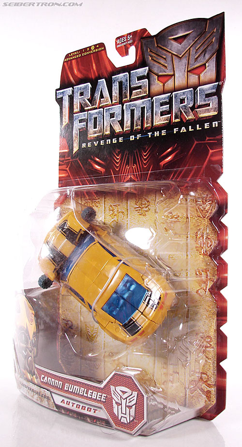 Transformers Revenge of the Fallen Cannon Bumblebee (Image #12 of 145)