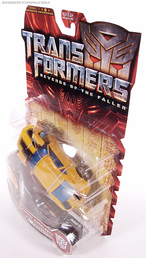 Transformers Revenge of the Fallen Cannon Bumblebee (Image #13 of 145)