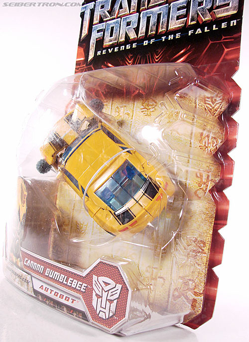 Transformers Revenge of the Fallen Cannon Bumblebee (Image #4 of 104)