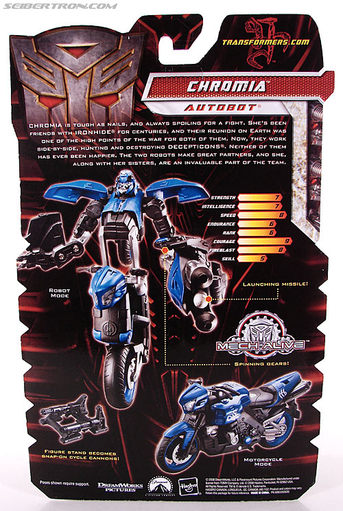 Transformers Revenge of the Fallen Chromia (Image #6 of 97)