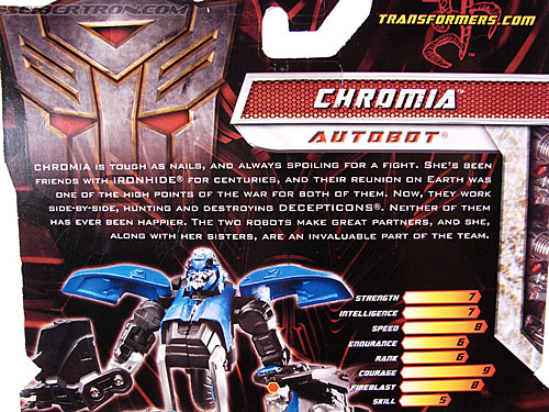 Transformers Revenge of the Fallen Chromia (Image #7 of 97)