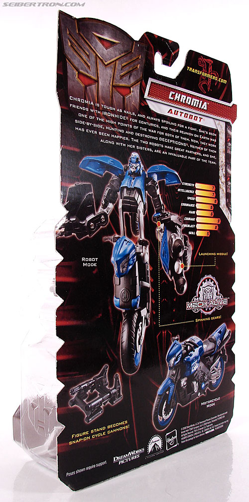 Transformers Revenge of the Fallen Chromia (Image #10 of 97)