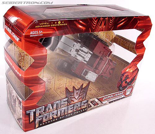Transformers Revenge of the Fallen Demolishor (Image #4 of 89)