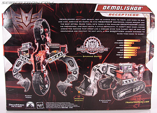 Transformers Revenge of the Fallen Demolishor (Image #8 of 89)