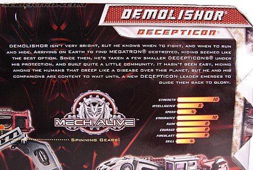 Transformers Revenge of the Fallen Demolishor (Image #9 of 89)