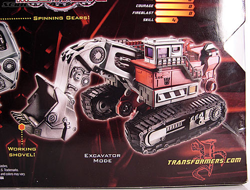 Transformers Revenge of the Fallen Demolishor (Image #11 of 89)