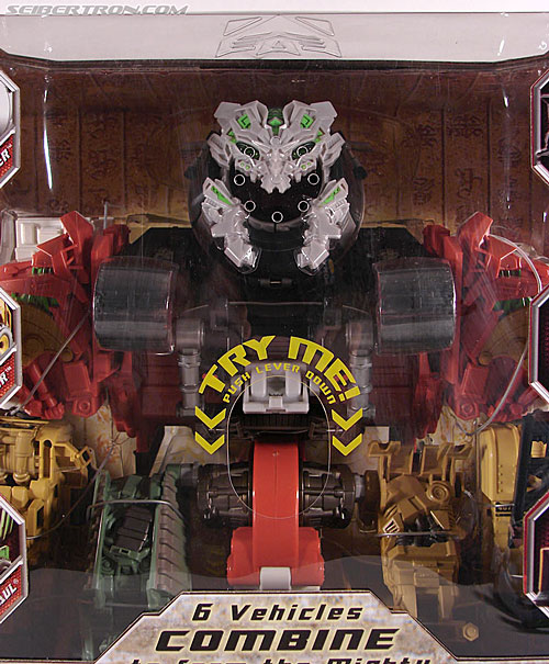 Transformers Revenge of the Fallen Devastator (Image #2 of 163)