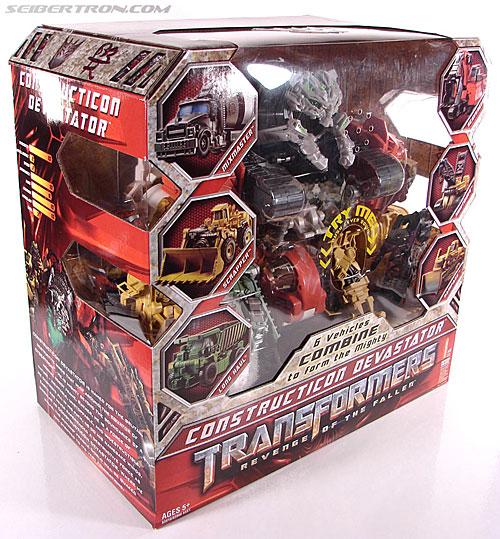 Transformers Revenge of the Fallen Devastator (Image #3 of 163)
