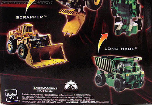 Transformers Revenge of the Fallen Devastator (Image #16 of 163)