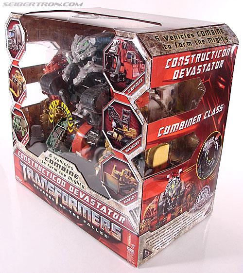 Transformers Revenge of the Fallen Devastator (Image #24 of 163)