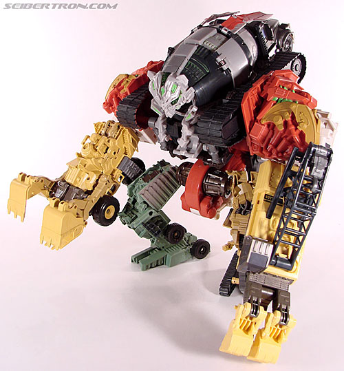 Seibertron.com's gallery and review of ROTF Devastator