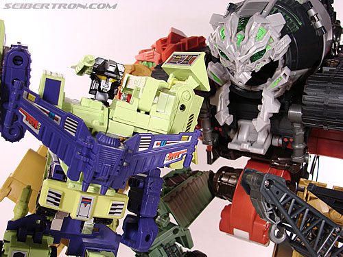 Transformers Revenge of the Fallen Devastator (Image #161 of 163)